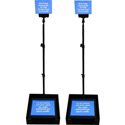 Mirror Image SP-150MP SVGA 15 Inch LCD Speech Teleprompter System