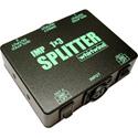 Whirlwind SP1X3 IMP Mic Level Splitter 1x3