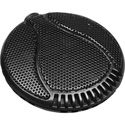 Superlux E303B 3 Inch Diameter Electret Cardioid Condenser Boundary Microphone - Black