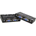 StarTech ST122UTPA Converge A/V VGA and Audio over Cat5 UTP Extender