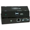 NTI ST-C5USBV-R-300 VGA USB KVM Receiver - 300 feet
