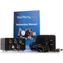 Star Tech CPNT2VGAA Component to VGA Video Converter with Audio