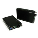 StarTech ET90110WDM2 10/100 Mbps Ethernet Single Mode WDM Fiber Media Converter