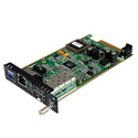 StarTech ET91000SFP2C Gigabit Ethernet Fiber Media Converter Card Module with Open SFP Slot