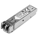 StarTech GLCSXMMRGDST Gb Fiber SFP - 1000Base-SX - Multimode - Cisco Compatible