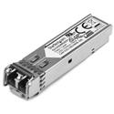 StarTech GLCZXSMRGDST Gb Fiber SFP - Cisco GLC-ZX-SM-RGD Compatible - SM