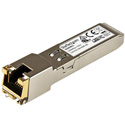 StarTech JD089BST Gb RJ45 Copper SFP Module - HP JD089B Compatible