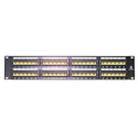 StarTech PANEL4548 48-port CAT5e 45 Degree Patch Panel