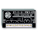 RDL ST-SH2 Stereo Headphone Amplifier - Stick-On Series