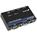 StarTech ST1214T 4 Port VGA Video Extender over Cat 5