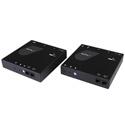 StarTech ST12MHDLANU HDMI Extender over Cat6 IP LAN Ethernet Extender