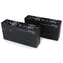 StarTech SV565DUTPU USB Dual VGA over Cat5 KVM Console Extender - 650 ft / 200m