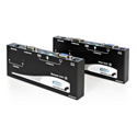 USB or PS/2  KVM Extender Over Cat5 Cable Up To 500 Feet