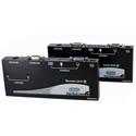 StarTech SV565UTPU USB VGA KVM Console Extender over CAT5 UTP 500 Ft.