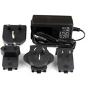 StarTech SVA9M2NEUA DC Power Adapter - 9V 2A