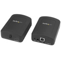 StarTech USB2001EXT2P 1 Port USB Extender Kit - Local or Remote Power