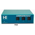 Henry Engineering StereoSwitch II 3 input Stereo Audio Switcher