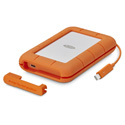 LaCie STFS2000800 2TB Rugged Thunderbolt USB-C 3.1