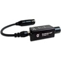 Switchcraft 318BTS AUDIOSTIX Stereo Bluetooth Audio Receiver - Phantom Powered 2x 3pin XLR Output to Mixer/Audio Console