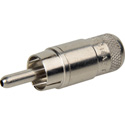 Switchcraft 3502L RCA Male (W/Large Hole)