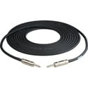 Switchcraft by Sescom SWC-12SPSS005 12-Gauge Speaker Cable - 184L 1/4-Inch Straight TS Male to Male - 5 Foot