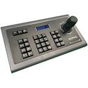 AViPAS AV-3104 3D Joystick PTZ Camera Keyboard Controller with LCD Display