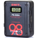 SWIT PB-S98A 98Wh Multi-Socket Square Gold Mount Li-Ion Battery