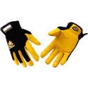 SetWear SWP-09-007 Pro Leather Glove Tan - Size XS
