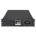 SurgeX UPS-2000-OL 3RU 2000 VA Online UPS 4 Outlet 20A; On-line Double-Conversion UPS Technology