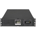 SurgeX UPS-3000-OL 3RU 3000 VA Online UPS 4 Outlet 30A On-line Double-Conversion UPS Technology