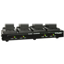 Dolgin Engineering TC40-SON-FZ100 Four Position Simultaneous Battery Charger for Sony NP-FZ100 Batteries