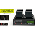 Dolgin Engineering TC400-SON-FM500H Four Position Simultaneous Battery Charger for Sony NP-FM500H Batteries
