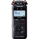 Tascam DR-05X Stereo Handheld Digital Audio Recorder with USB Audio Interface