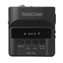 Tascam DR-10L Digital Audio Recorder in Black with Lavalier Mic