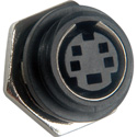 4-Pin SVHS Chassis Mount Connector
