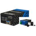 Fiberplex TD-7280-L22 Line Level Stereo Audio Transceiver - Multimode