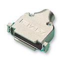 ADC-Commscope 5748676-3 D-Sub Backshells KIT W/GROMMETS 25P .47in