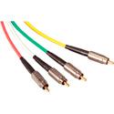 ADC CRCA-13 Crimp RCA Connector for Gepco VDM230 or Belden 1855A