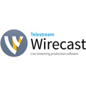 Telestream WC8STU-MAC Wirecast Studio Software - Mac