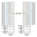 Telecast PY3-JKRR-W16 Python 3G Transceiver 8 HD/SDI RX and 8 HD/SDI TX On 1 Fiber