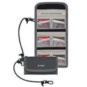 Tenba 636-212 Reload CF6 Memory Card Wallet - Gray
