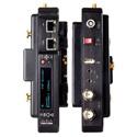 Teradek Beam 10-0571 Transmitter & Receiver Set with Transmitter V-Mount Battery Plate