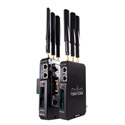 TeradekBeam 10-0581 Transmitter & Receiver Set with Two Gold-Mount Plates