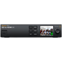 Blackmagic TERANEXMINISDIHD Teranex Mini SDI to HDMI 8K HDR Monitoring Solution