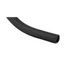 Techflex FXN2.50BK 2.5 Inch Flexo Wrap: 100 Ft. Black