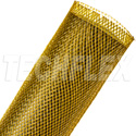 Techflex PTN2.00YL-200 2 Inch Expandable Tubing - Yellow - 200 Feet