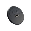TechLogix TL-SMG-DP Share-Me DisplayPort & Control Table Insert
