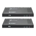 TechLogix TL-SMP-HDV Share-Me Hub & Receiver with HDMI & VGA Inputs