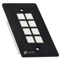 TechLogix TL-WPCT-01BK Wallplate Controller