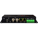 Thor F-1MSDI-2ET - 1 HD-SDI Tx/Rx with Two bi-directional 10/100 Ethernet Ports (2 RJ45 ) 20km ST/PC